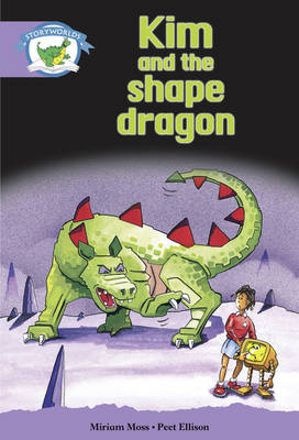 Literacy Edition Storyworlds Stage 8, Fantasy World, Kim and the Shape Dragon by
