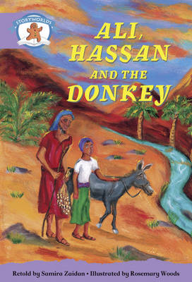 Literacy Edition Storyworlds Stage 8, Once Upon a Time World, Ali, Hassan and the Donkey by