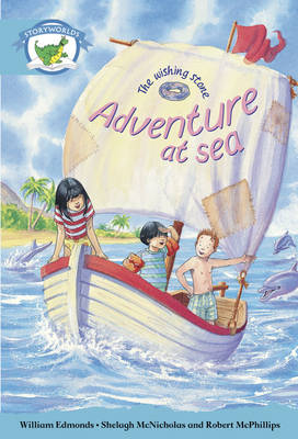 Literacy Edition Storyworlds Stage 9, Fantasy World, Adventure at Sea by