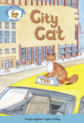 Literacy Edition Storyworlds Stage 9, Animal World, City Cat by