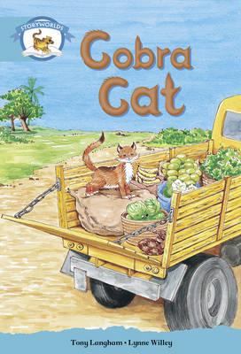 Literacy Edition Storyworlds Stage 9, Animal World, Cobra Cat by Tony Langham