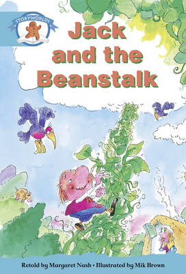 Literacy Edition Storyworlds Stage 9, Once Upon a Time World, Jack and the Beanstalk by