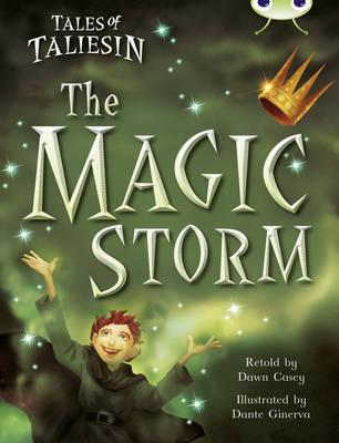 BC Gold B/2B Tales of Taliesin: The Magic Storm Gold B/2b by Dawn Casey