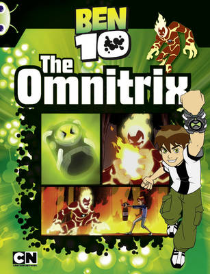 Ben 10: The Omnitrix Orange A/1A by Carrie Lewis