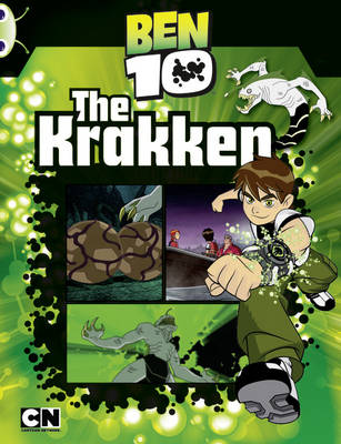 Ben 10: The Krakken Turquoise A/1A by Carrie Lewis