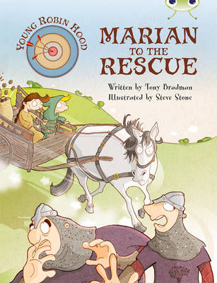 Young Robin Hood: Marian to the Rescue Purple A/2c by Tony Bradman