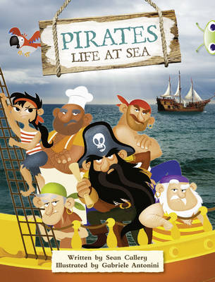 BC NF Purple B/2B Pirates: Life at Sea by Sean Callery