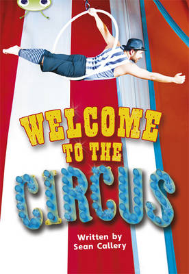 NF Turquoise A/1a Welcome to the Circus by Sean Callery