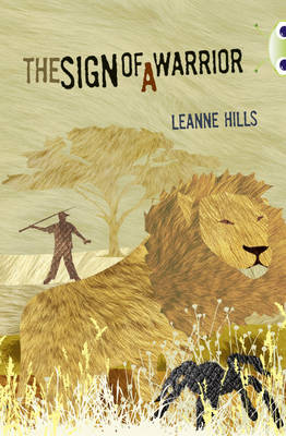 Sign of a Warrior Red (KS2) +/6c by Leanne Hills