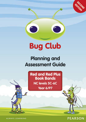Teaching Guide Bc Red & Red Plus (KS2) by