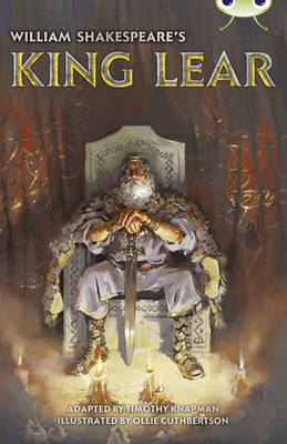 BC Red (KS2) B/5B William Shakespeare's King Lear Red B/5B (KS2) by Timothy Knapman