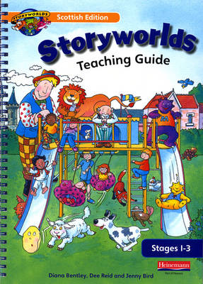 Scottish Storyworlds P1: 1-3: Teaching Guide by