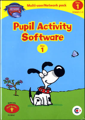 Storyworlds Reception/P1 Stages 1-3 Disc 1 Software Multi User by