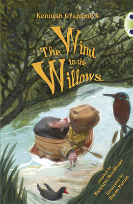 Kenneth Grahame's the Wind in the Willow Blue (KS2) A/4b by Margaret McAllister