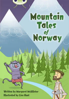 Mountain Tales from Norway Brown A/3c by Margaret McAllister