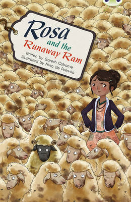 Bug Club Blue (KS2) B/4A Rosa and the Runaway Ram 6-pack by Gareth Osborne
