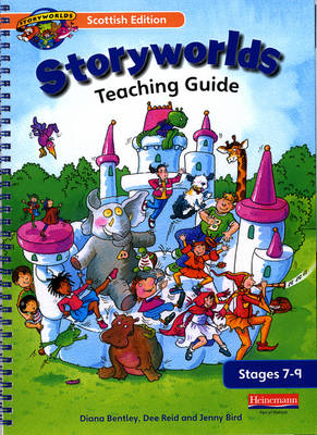 Scottish Storyworlds 7-9 Teaching Guide by