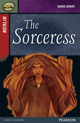 Rapid Stage 7 Set b: Merlin: the Sorceress by Dee Reid