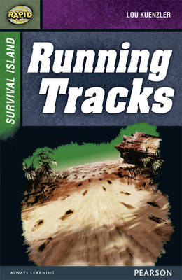 Rapid Stage 9 Set B: Survival Island: Running Tracks by Lou Kuenzler
