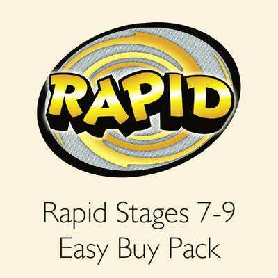Rapid Stages 7-9 Easy Buy Pack by Alison Hawes, Celia Warren, Benjamin Hulme-Cross