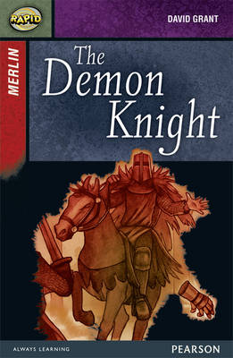 Rapid Stage 7 Set B: Merlin: The Demon Knight 3-Pack by Dee Reid