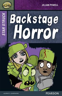 Rapid Stage 8 Set A: Star Struck: Backstage Horror 3-Pack by Jillian Powell