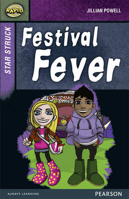 Rapid Stage 8 Set A: Star Struck: Festival Fever 3-Pack by Jillian Powell