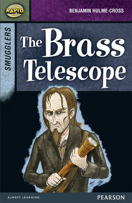 Rapid Stage 8 Set B: Smugglers: The Brass Telescope 3-Pack by Benjamin Hulme-Cross, Celia Warren