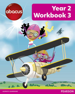 Abacus Year 2 Workbook 3 by Ruth, BA, MED Merttens