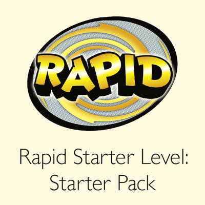 Rapid Starter Level: Starter Pack by Diana Bentley, Dee Reid