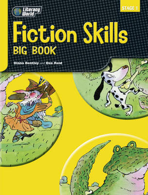 Literacy World Stage 1 Fiction: Big Book New Edition by