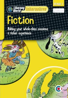 Literacy World Interactive Stage 1 Fiction: Software Single User Scotland/NI by