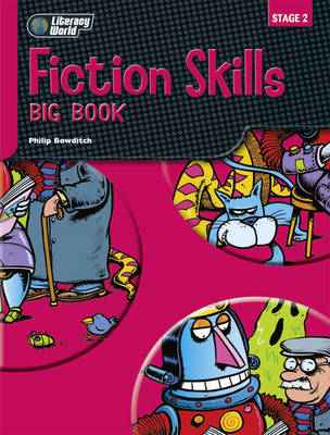 Literacy World Stage 2 Fiction: New Edition Big Book by
