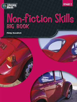 Literacy World Stage 2 Non Fiction: New Edition Big Book by