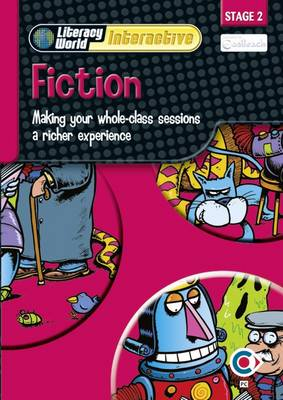 Literacy World Interactive Stage 2 Fiction: Software Single User Scotland/NI by