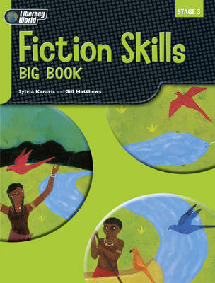 Literacy World Stage 3 Fiction: New Edition Big Book by