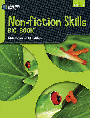 Literacy World Stage 3 Non Fiction: New Edition Big Book by