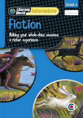 Literacy World Interactive Stage 4 Fiction: Software Single User Pack Scotland/NI by