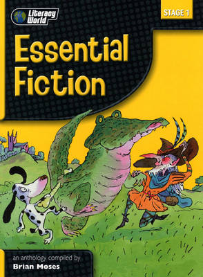 Literacy World Stage 1 Fiction: Essential Anthology (6 Pack) by
