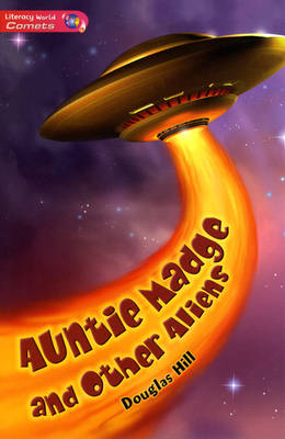 Literacy World Comets Stage 2 Stories: Auntie Madge (6 Pack) by Douglas Hill