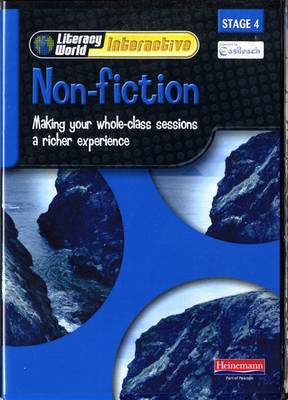 Literacy World Interactive Stage 4 Non-Fiction Single User Pack Version 2 Framework by