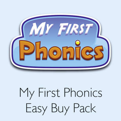 My First Phonics Easy Buy Pack by Alison Hawes, Teresa Heapy