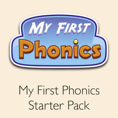 My First Phonics Starter Pack by Alison Hawes, Teresa Heapy