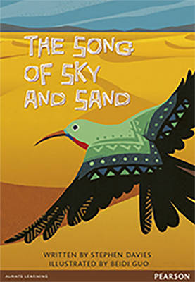 Bug Club Comprehension Y4 a Song of Sky and Sand by Stephen Davies
