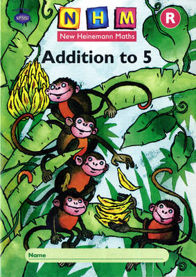 New Heinemann Maths: Reception: Addition to 5 Activity Book (8 Pack) by