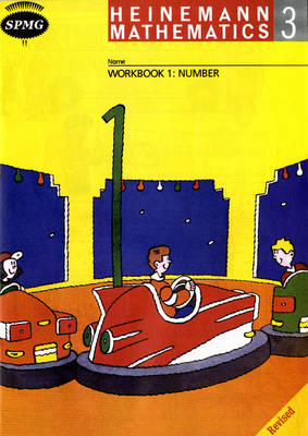 Heinemann Mathematics 3: Workbook Easy Buy Pack by Scottish Primary Maths Group SPMG