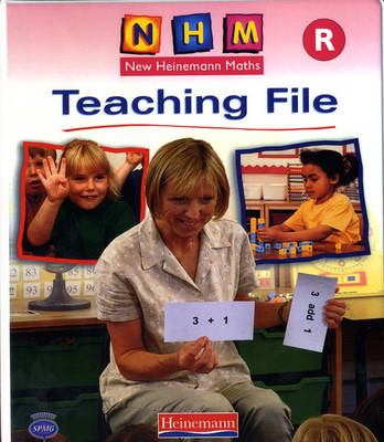 New Heinemann Maths Reception Teaching File and CD-ROM 02/2008 by Scottish Primary Maths Group SPMG
