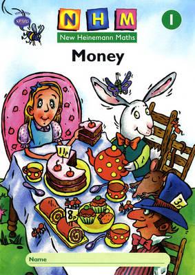 New Heinemann Maths Year 1, Money Activity Book (single) by