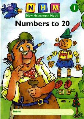 New Heinemann Maths Yr1, Number to 20 Activity Book (8 Pack) by