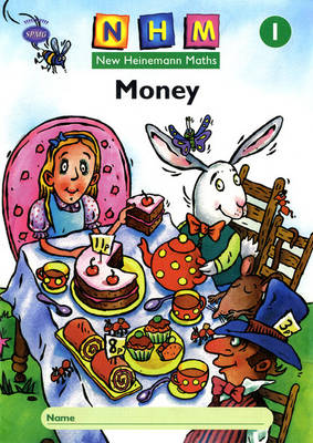 New Heinemann Maths Yr1, Money Activity Book (8 Pack) by